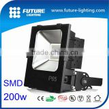 Good Price High Brightness New Design SMD 200W soccer field led flood light 5 years warranty