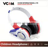 Active Noise Cancelling Safe Headphones for Kids Made in China
