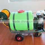2016 New Agriculture Green Power Sprayer Long Hose Portable Power Sprayer