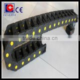 LX56 plastic cable tray chain sold by meter