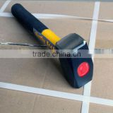 BritishType Stoning hammer with fiberglass handle--JFH713C