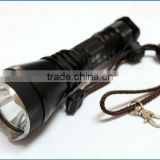 UniqueFire Cree XM-L T6 Focusing WaterProof LED Flashlight with Attack head