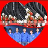 3 inch mine slurry hydraulic rubber hose with reasonable price