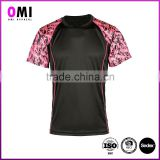 wholesale custom sublimation mens compression dri fit women yoga crane active camo gym fitness club cycling sports jersey wear