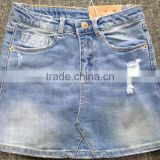 girls denim skirt, baby girl skirt