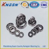 China high quality chrome and carbon steel deep groove ball bearing