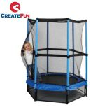 CreateFun 55'' Toddler Mini Trampoline With Net