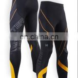 mens wholesale compression tights /leggings gym yoga sports wear fitness