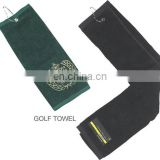 embroidery Golf towel