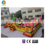 Giant Inflatable Playground , large Inflatable Bouncy Castle , Outdoor inflatable playground