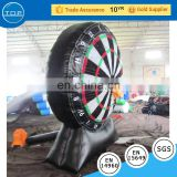High Quality Inflatable Dart Sports Game with Durable material