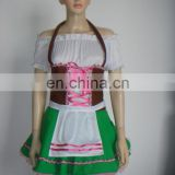 WC-0014 sexy german beer party girl oktoberfest dress costumes