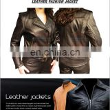 Leather Jacket, 2017 new style slim genuine lamb leather jackets for women with big collar