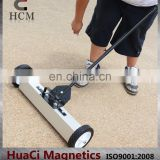 24-inch Magnetic Floor Sweeper with Release Handle 72 Square-inch