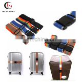 180cm Polyester Fiber Luggage Suitcase Strap/ Rainbow Luggage Belt