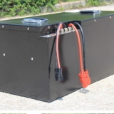 electric truck  batteries