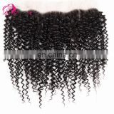 Aliexpress hot selling cheap virgin brazilian hair lace frontal closure