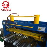 decking floor making machine