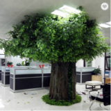 new product artificial banyan tree for decoration