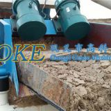 Sand Washing and Dewatering Equipment Sandstone Dewatering Screen Fine Sand Recovery Machine