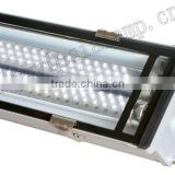 led tunnel lighting fitting 4ft/2ft aluminum light fixture with t8 led tunnel lamp 40w/80w 1200mm/600mm