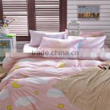 Star and moon printed cotton baby bedding set beautiful design 100% cotton comfortable comforter cover set