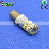 Best price auto T10/BA9S base 3014 smd led bulbs 12v 36leds super power stop/brake/parking/tail/reverse/back-up/turn light