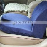 soft sponge adult car seat cushion for short driver