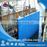 Color and shape custom marine blue uhmwpe boat fender