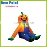 Inflatable pumpkin little people toys,gaint inflatable cartoon search cartoon characters