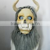 Moving Mouth Person Mask for Holloween Party - Demon002