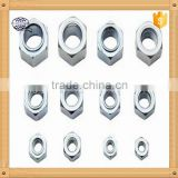 Weld Nut,round Welt Nut with good quality, customed round weld nuts with spot point