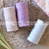 110 yards 100% Cotton Wedding Party Baby Shower Gift Packing Twine cotton Bakers Twine Wedding Favors