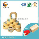 2014 Hot Sell Adhesive Bopp/Opp Packing Tape Manufacturer