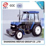 2015 Hot sale 70 hp 80 hp tractor 4x4 drive by tractor factory