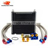 wholesale universal racing car trust row 17 heavy duty truck oil cooler