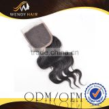 Low Freight Big Clearance Sale Brand-New Style Aaaaaa Grade Wholesale Peruvian Hair Lace Closure