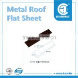 2015 VERY POPULAR flat type metal roofing tiles , sheet metal roof prices , corrugated sheet roof metal roof making machine