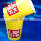 12 oz cold paper cup, cold drink cup