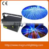 3000mw blue text laser light indoor fireworks laser light show
