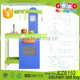 Promotion Wooden Kitchen Set Toy OEM/ODM Children Gift Educational Game Wood Toys for Kids                                                                                         Most Popular