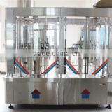 18-18-6 Automatic Liquid Filling,washing,capping 3-in-1 Machine for water ,wine,juice,beverage
