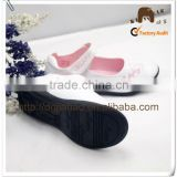 NEW ARRIVAL! 2012 new fashion white flower girls wedding shoes
