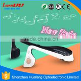 Latest Bone conduction technology bluetooth headset wireless earphone