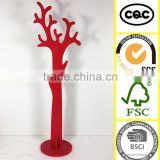 creative multifunctional stand tree furniture scarf cloth bag hanger                                                                         Quality Choice