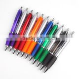 Customized Logo Print gel pen Cheapest Promotional Plastic Ball Pen                                                                         Quality Choice