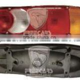 excellent quality VOLVO truck parts, VOLVO truck body parts, VOLVO truck tail lamp with plug