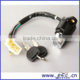 SCL-2012121375 CBT125 Motorcycle Ignition Key Switch                                                                         Quality Choice