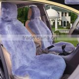 Genuine Australia Sheepskin wool Car Seat Cover (White) accessories cushion styling winter new plush car seat cover