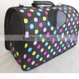 Small dog cat animal carrier bag